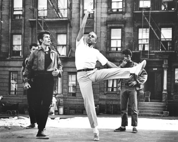 George Chakiris In Double Nyc Honor First Moma Then