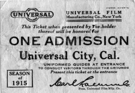 Universal tour 1915-med
