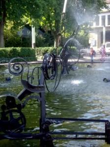 tinguely fountain-basel