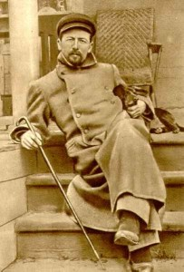 chekhov, foxy