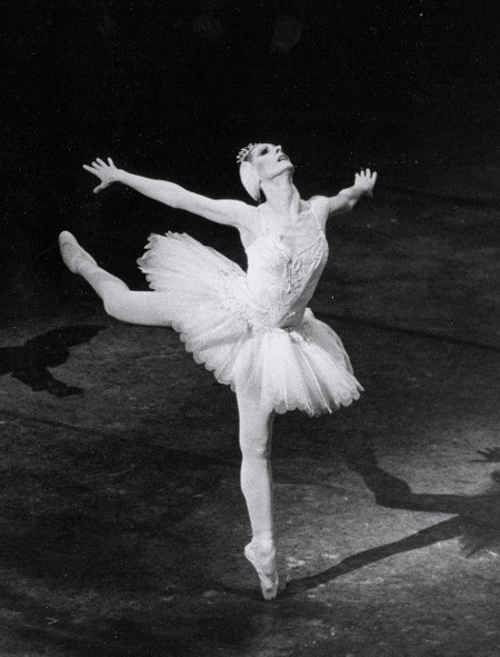 Great Los Angeles Born Ballerina Cynthia Gregory Returns