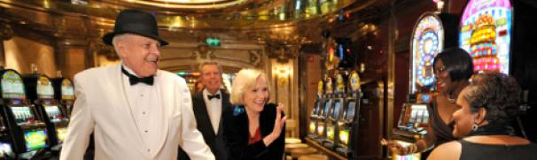 Robert Osborne with Eva Marie Saint