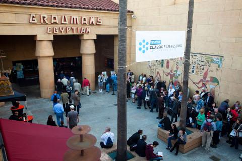 The Egyptian Theatre, Los Angeles treasure