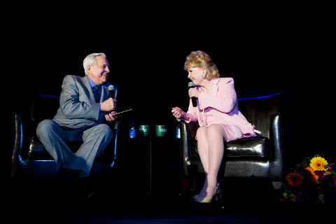 Robert Osborne & Debbie Reynolds discuss