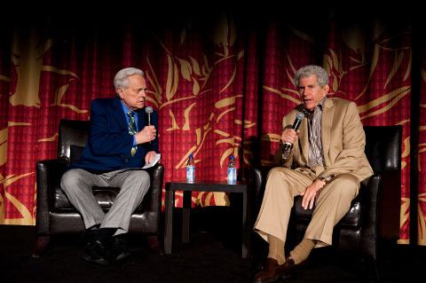 Robert Osborne & Tony Roberts discuss Annie Hall