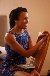 2012 Alpert Award winner for theatre Eisa Davis
