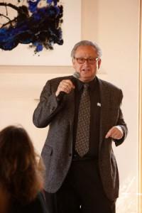 CalArts President Steven Lavine
