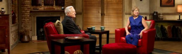 TCM host Robert Osborne, Debra Levine tape Choreography By Jack Cole, 480
