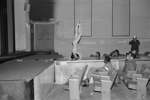 Bill Dane Ivar Theatre 1982