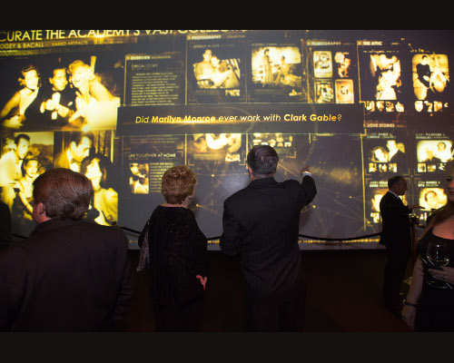 The inaugural celebration for the future home of The Academy Museum of Motion Pictures on Thursday, April 11, 2013 at the historic Wilshire May Company Building in Los Angeles.