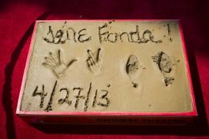 jane's hand print