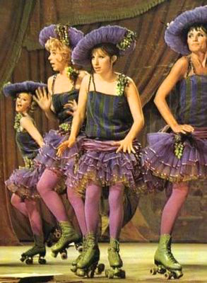 dont rain on my parade funny girl musical
