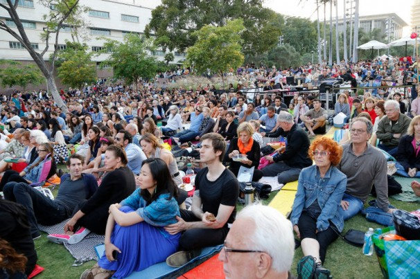 Audience at LAB Grand Park