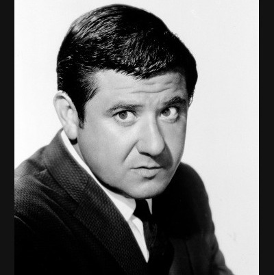 Comedian Buddy Hackett is seen in this 1965 photograph. (AP Photo)