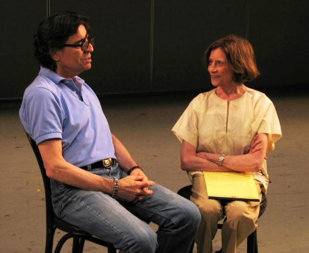 Interviewing Edward Villella about Tarantella and Rubies, GBF Video Archives, 2008, provided by Reynolds
