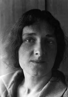 Pauline Schindler portrait by Dorathea Lange, ca. 1935