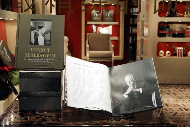 Henry T. Segerstrom Assouline Book Launch