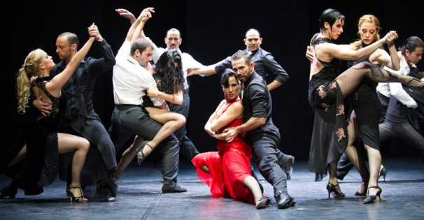 Milonga- All dancers