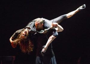 Milonga- Silvina Cortes & Damien Fournier