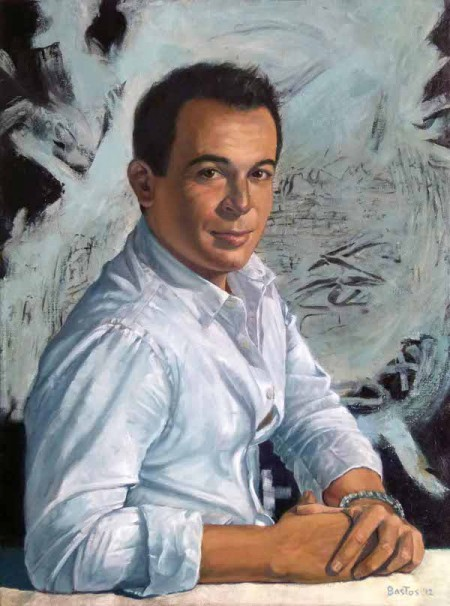 Eugenio Lopez by Bastos-oil-600