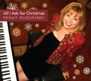 Peggy Duquesnel All I Ask for Christmas cover