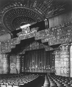 egyptian interior