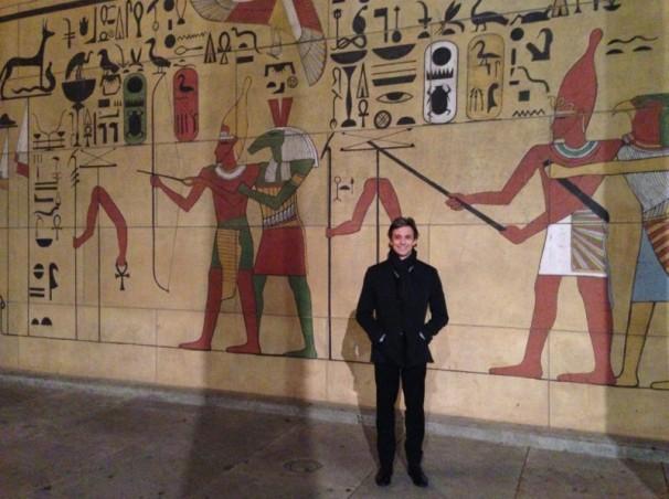 fabrice herrault, egyptian theatre