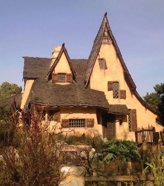 Spadena_Witch_House