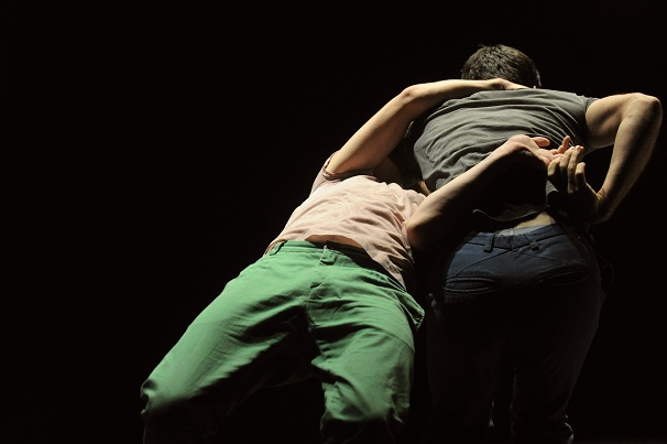 Intense dance-drama in Roy Assaf's THE HILL