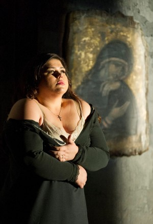 ENO Otello - Leah Crocetto 2 (c) Alastair Muir