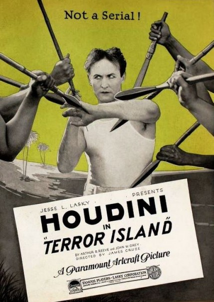 Terror Island (1920) Ad_1