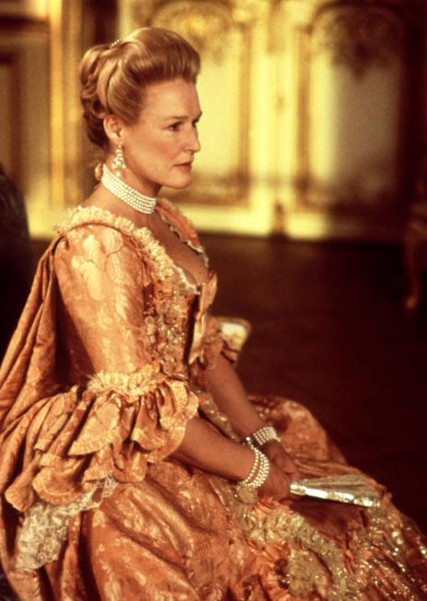 DANGEROUS LIAISONS, Glenn Close, 1988