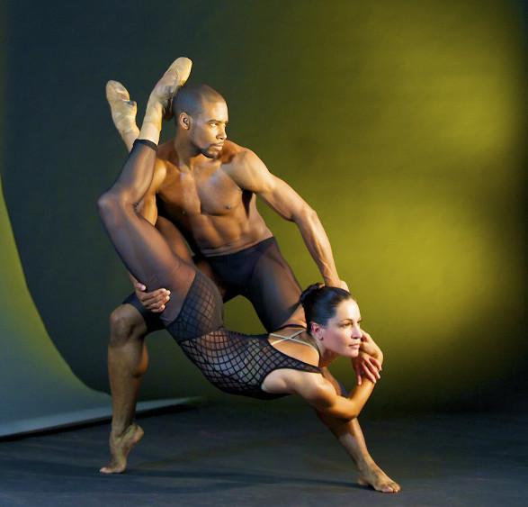Natalia Alonso & Gary Jeter II