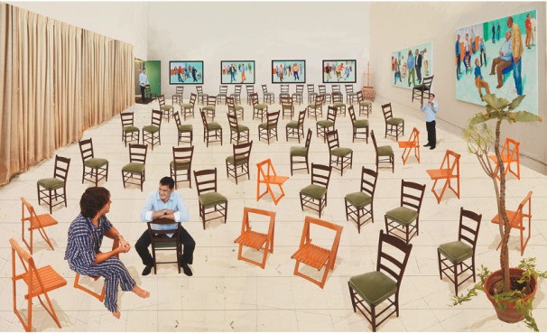 David-Hockney-Painting-and-Photography-11The-Chairs-DH15-102