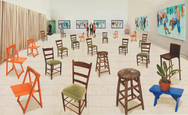 David-Hockney-Painting-and-Photography-19Sparer-Chairs-DH15-119