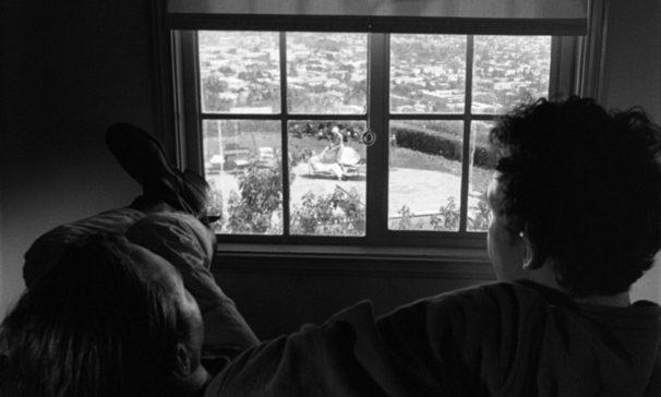 Corey Allen, Kate Manx & Warren Oates