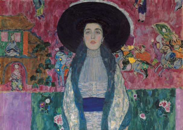Oprah Winfrey tires of Klimt masterpiece, sells to China ... Klimt Adele Bloch Bauer Ii