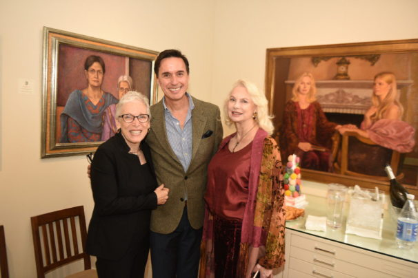 Beverly Denenberg, Juan Bastos, Nehama Jacobs