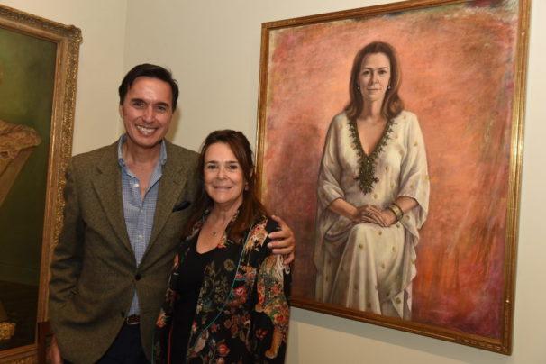 Juan Bastos, Carol Shapiro