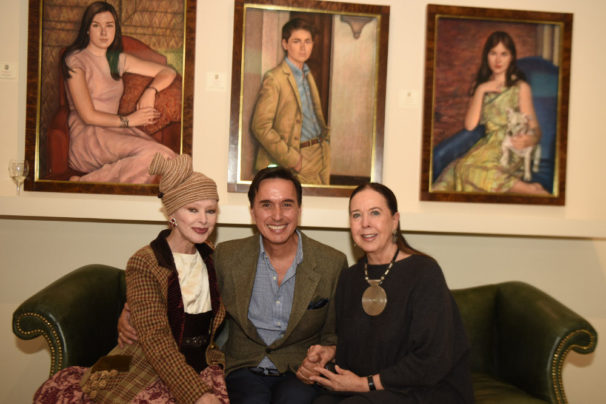 Valerie Sobel, Juan Bastos, Lynn Rothman